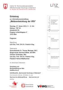 VRV_Einladung Wien